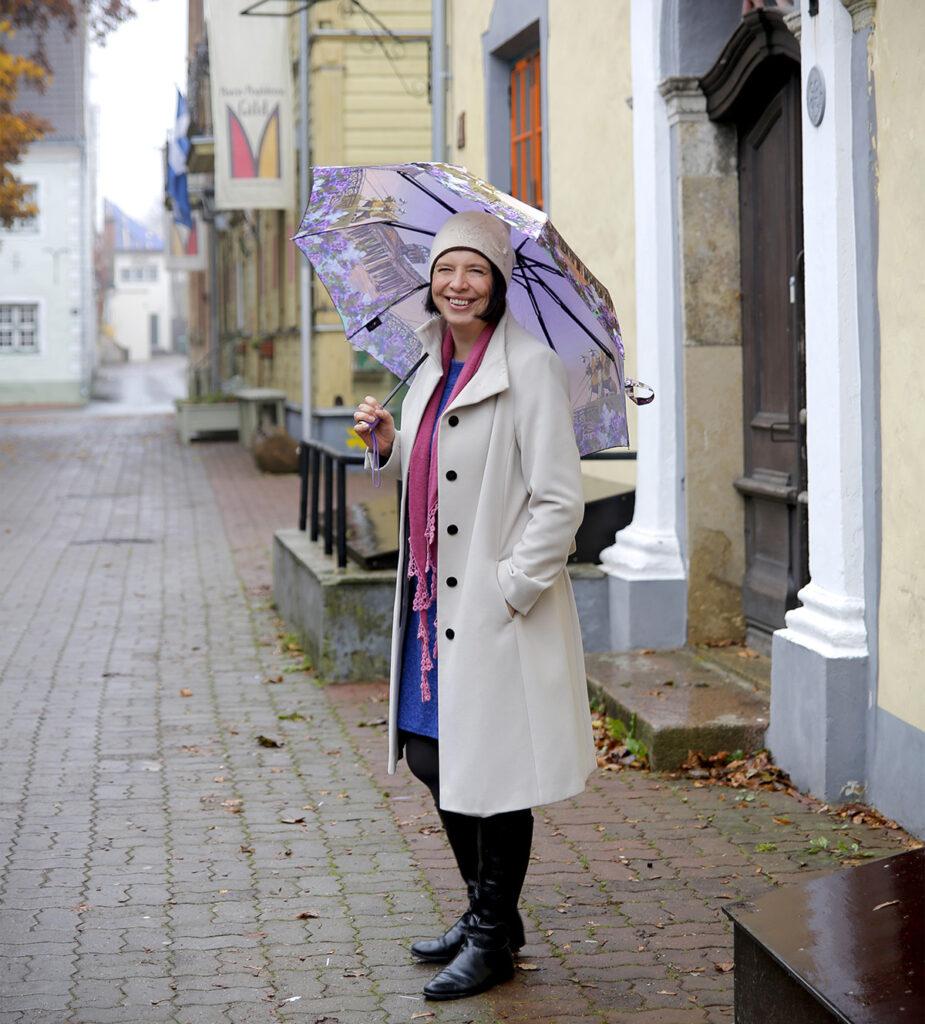 Ann Eichhorst – Pärnu linna giid. Mida teha Pärnus?