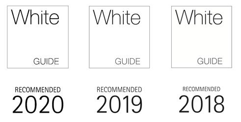 White Guide 2020 Кафе-ресторан HEA MAA в Пярну