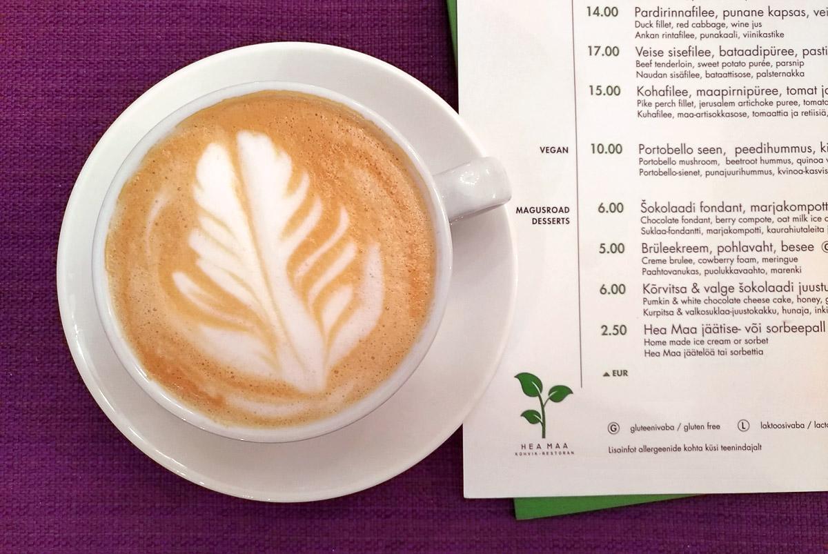Kodukondsusega söögikohad Pärnus - Kohvik-restoran Hea Maa