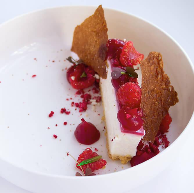 Pärnu parhaat ravintolat Hea Maa ruokalista Juustokakku
