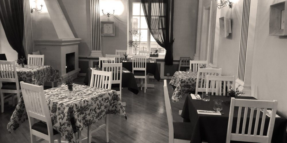 Pärnu söögikoht - kohvik-restoran Hea Maa